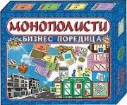 ИГРА МОНОПОЛИСТИ БИЗНЕС